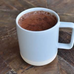 Chocolat chaud maison 20cl